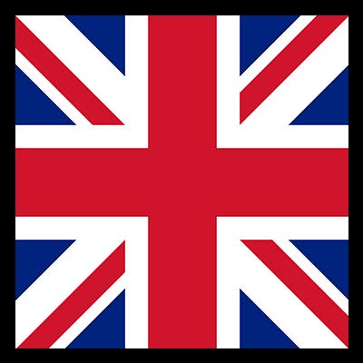 English, British